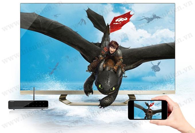 Himedia Q10 IV Android TV BOX - Xem Phim 3D Tại Gia Cực Đã 07