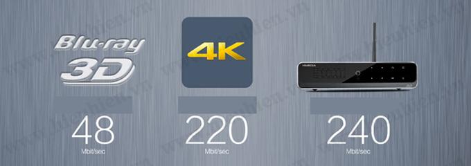 Himedia Q10 IV Android TV BOX - Xem Phim 3D Tại Gia Cực Đã 03