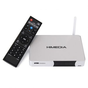 Himedia Q5 IV Android TV Box Hisilicon Hi3798C Quad Core