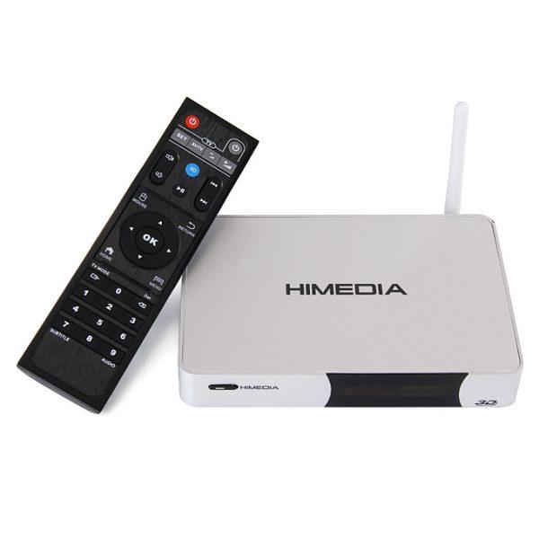 Himedia Q5 IV Android TV Box Hisilicon Hi3798C Quad Core