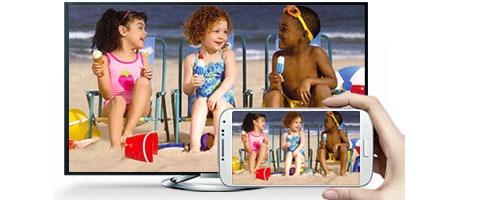 himedia q5 pro android tv box hisilicon hi3798cv200 4k hdr 2gb/8gb - xem màn hình lớn