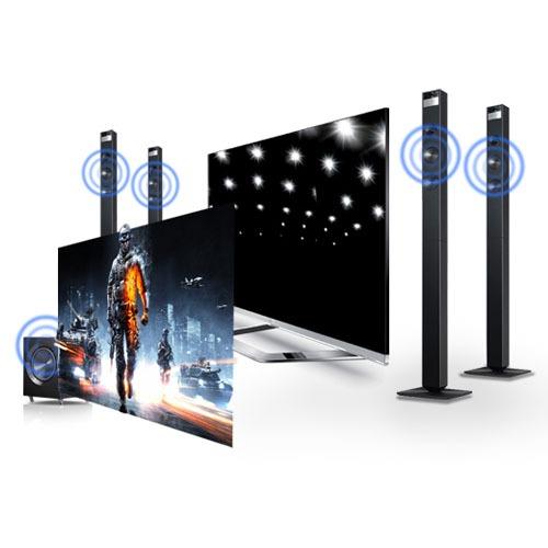 himedia q5 pro android tv box hisilicon hi3798cv200 4k hdr 2gb/8gb - âm thanh