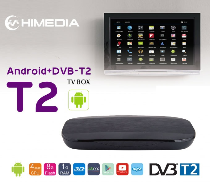 himedia t2 android tv box tích hợp đầu thu truyền hình số mặt đất dvb-t2