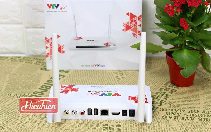 hộp truyền hình internet tv box vtvgo v1 - mọi nơi, mọi lúc, mọi tivi - cạnh sau