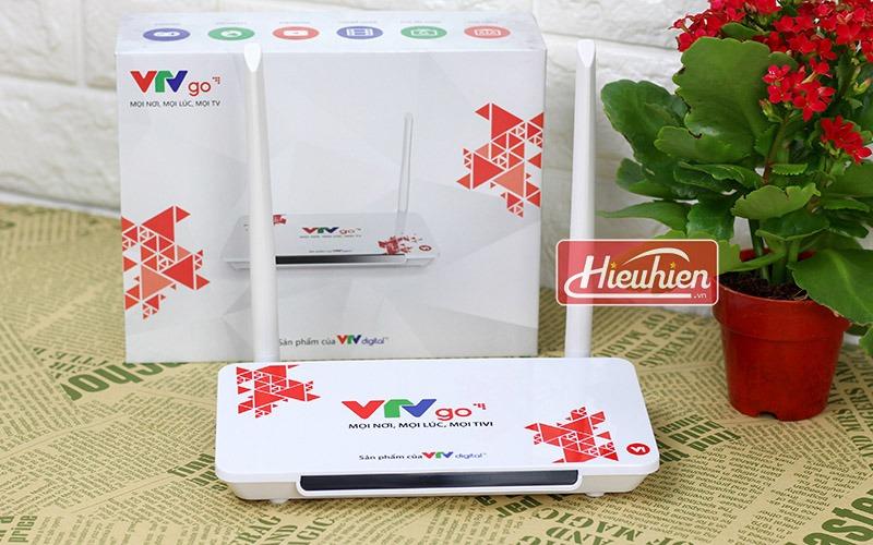 hộp truyền hình internet tv box vtvgo v1 - mọi nơi, mọi lúc, mọi tivi - mặt trước