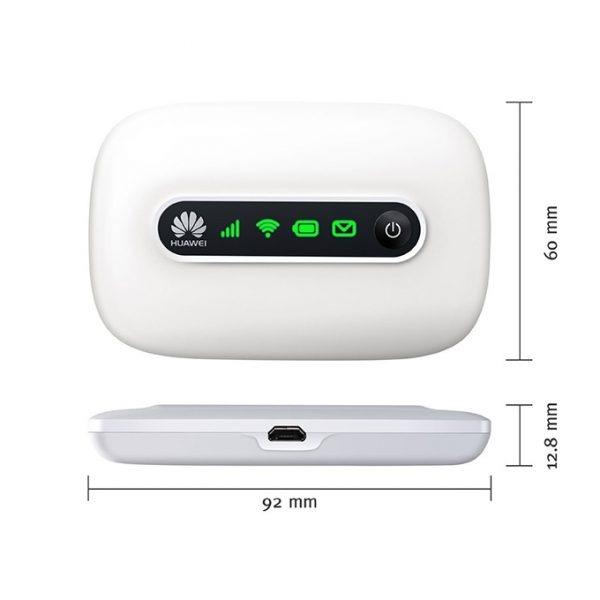 huawei e5331 - bộ phát wifi di động từ sim 3g chính hãng, giá tốt - hình 04