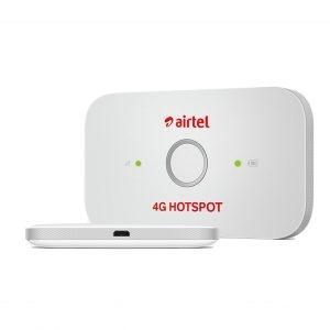 huawei e5573cs-609 airtel - bộ phát wifi 4g giá rẻ, tốc độ 150mbps - hình 02