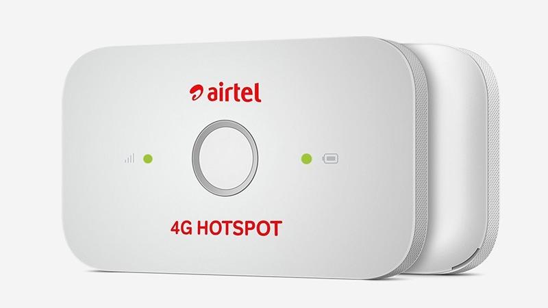 huong dan su dung bo phat wifi 4g huawei airtel 4g hotspot