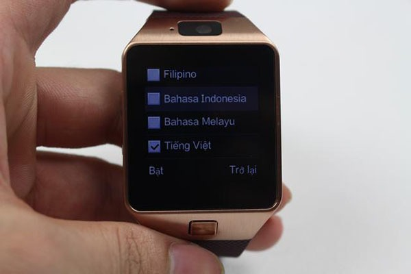 huong dan su dung dong ho thong minh smartwatch InWatch B 11