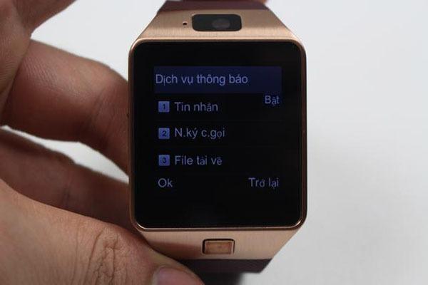 huong dan su dung dong ho thong minh smartwatch InWatch B 14