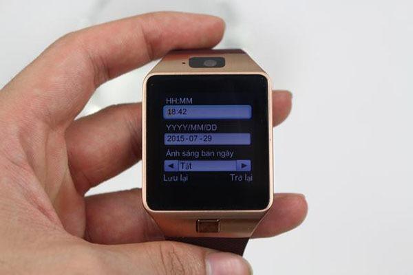 huong dan su dung dong ho thong minh smartwatch InWatch B 08