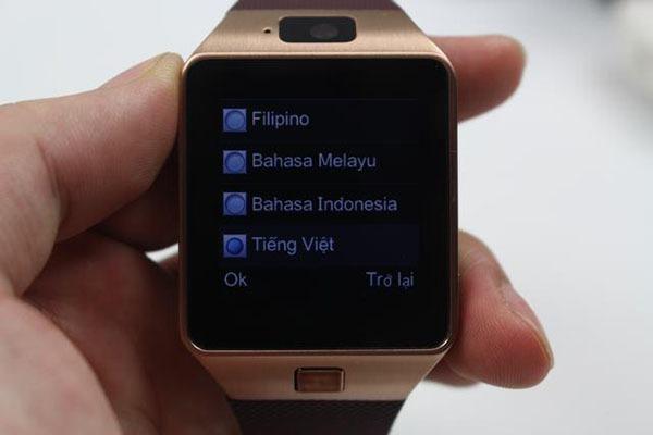 huong dan su dung dong ho thong minh smartwatch InWatch B 10