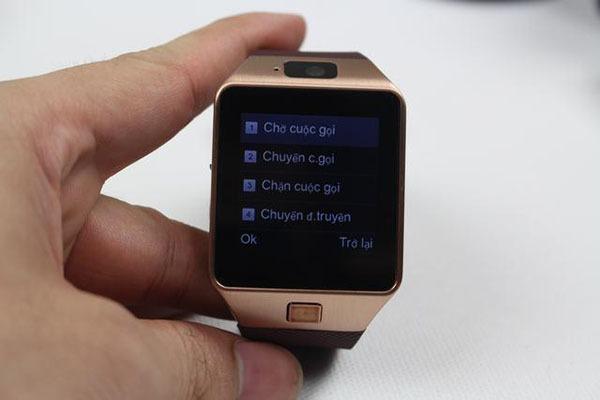 huong dan su dung dong ho thong minh smartwatch InWatch B 07