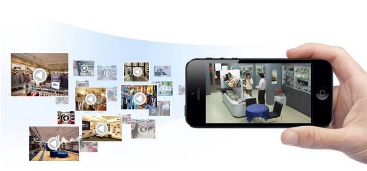 Hướng dẫn cài đặt Camera IP ghi video vào thẻ nhớ