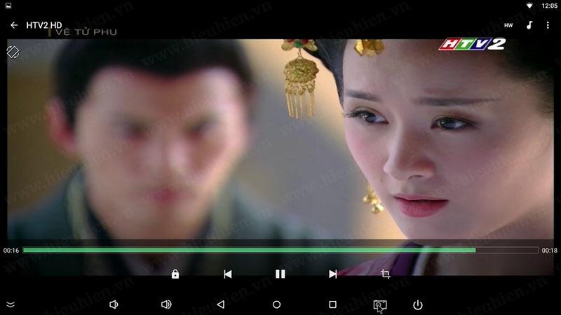 Kênh HTV2 xem qua IPTV