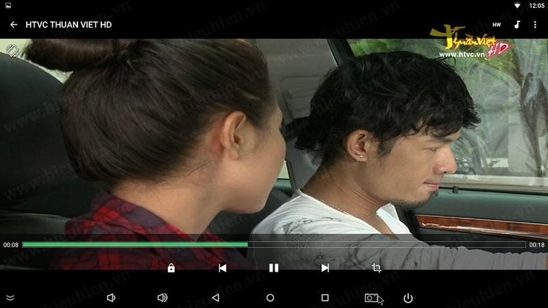 Kênh Thuần Việt HD xem qua IPTV