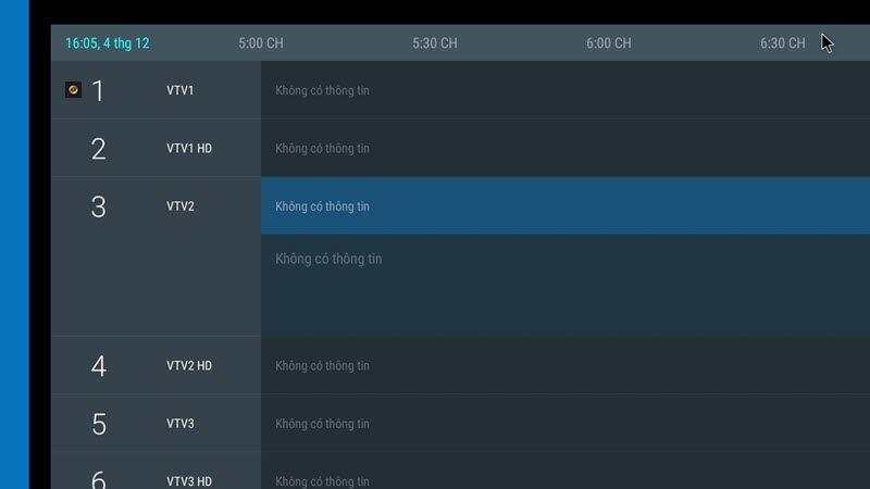 hướng dẫn cài đặt tvirl xem truyền hình iptv fpt trên android tv box - hình 13