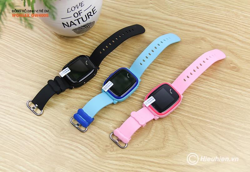 Đồng hồ định vị GPS Wonlex GW400S dành cho trẻ em