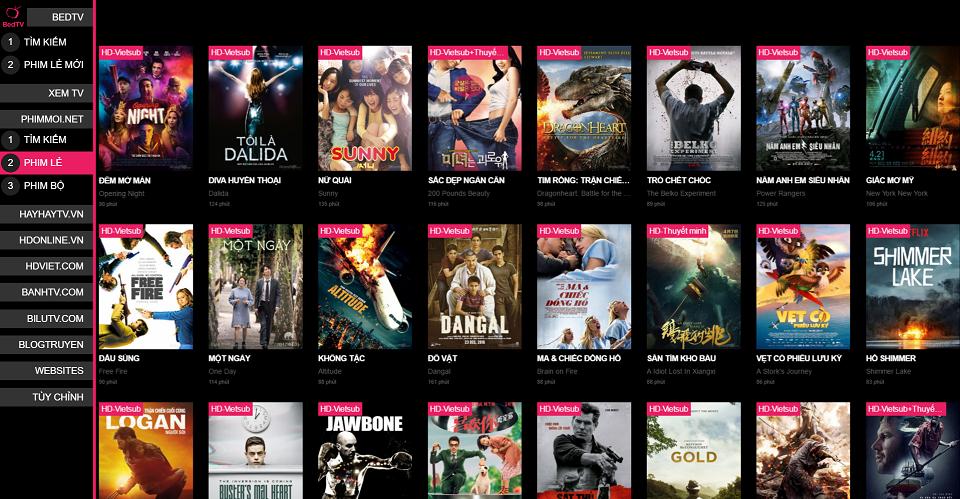 Bedtv - Xem Tv, Phim, Truyện, Ảnh Trên Android Tv Và Android Phone