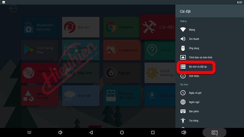 hướng dẫn cập nhật firmware v1.0.39 zidoo h6 pro sửa lỗi dịch vụ google đã dừng lại - hình 12