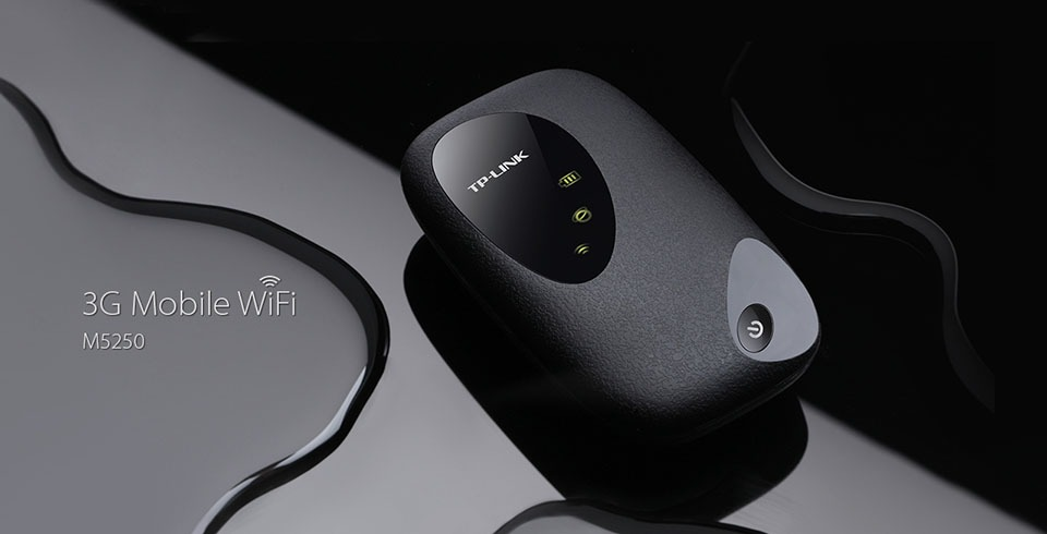 Hướng dẫn cấu hình bộ phát wifi di động TP-LINK M5250