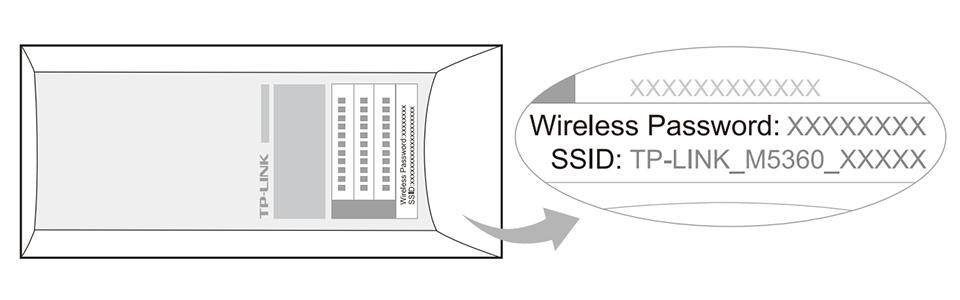 huong dan cau hinh bo phat wifi di dong tp-link m5360 - mat khau mac dinh