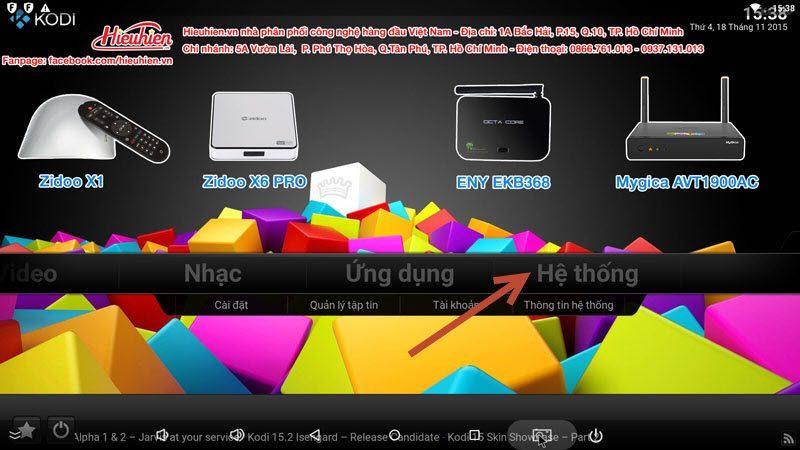 hướng dẫn điều khiển youtube trên android tv box bằng điện thoại, máy tính bảng - hình 02