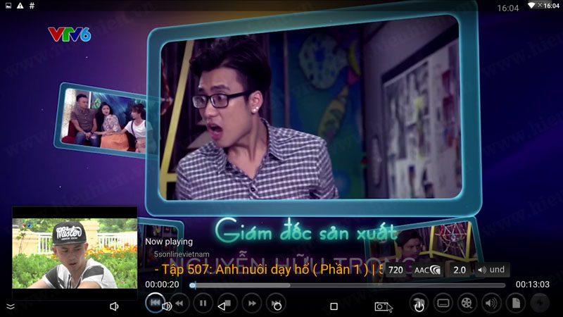 hướng dẫn điều khiển youtube trên android tv box bằng điện thoại, máy tính bảng - hình 12
