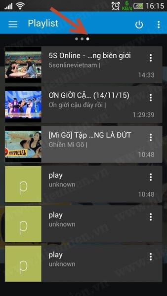 hướng dẫn điều khiển youtube trên android tv box bằng điện thoại, máy tính bảng - hình 13