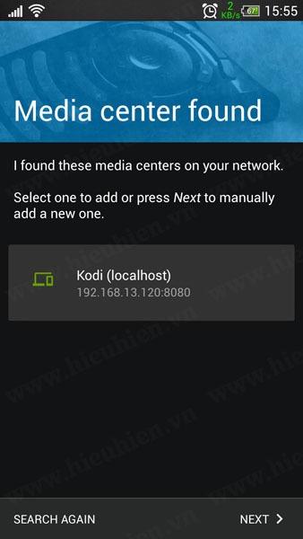 hướng dẫn điều khiển youtube trên android tv box bằng điện thoại, máy tính bảng - hình 06