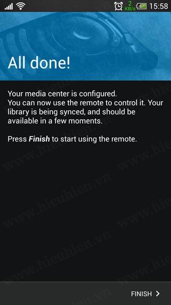 hướng dẫn điều khiển youtube trên android tv box bằng điện thoại, máy tính bảng - hình 09