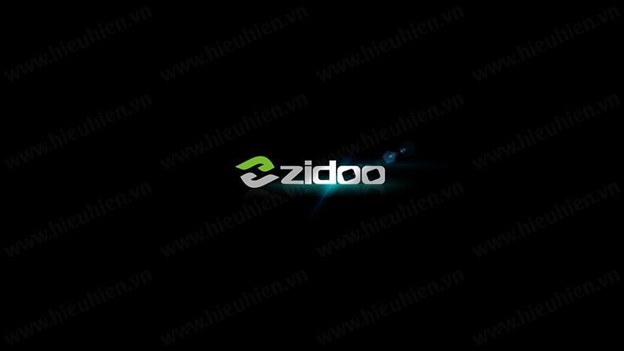 huong dan nang cap firmware moi cho android tv box zidoo x9s 11 - zidoo khoi dong lai