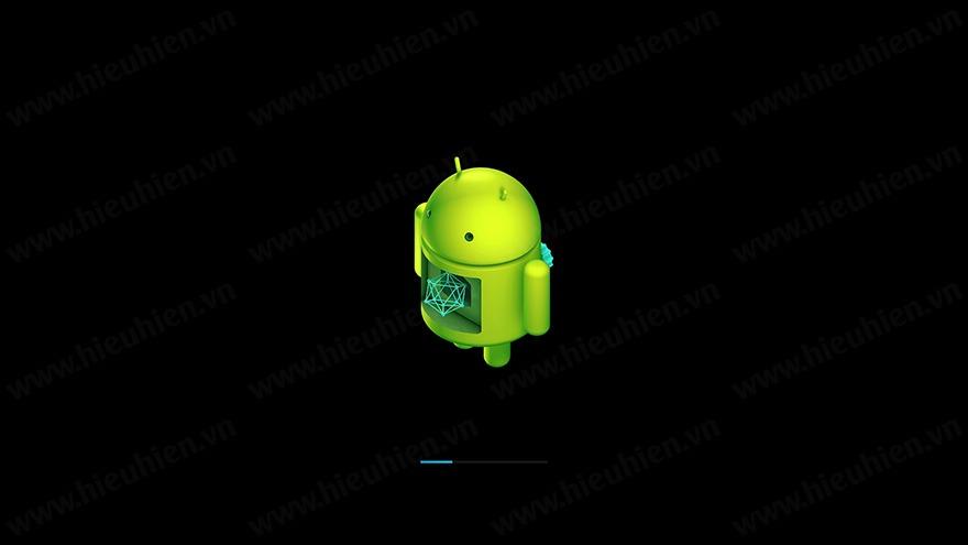 huong dan nang cap firmware moi cho android tv box zidoo x9s 10 - cai dat ban cap nhat he thong