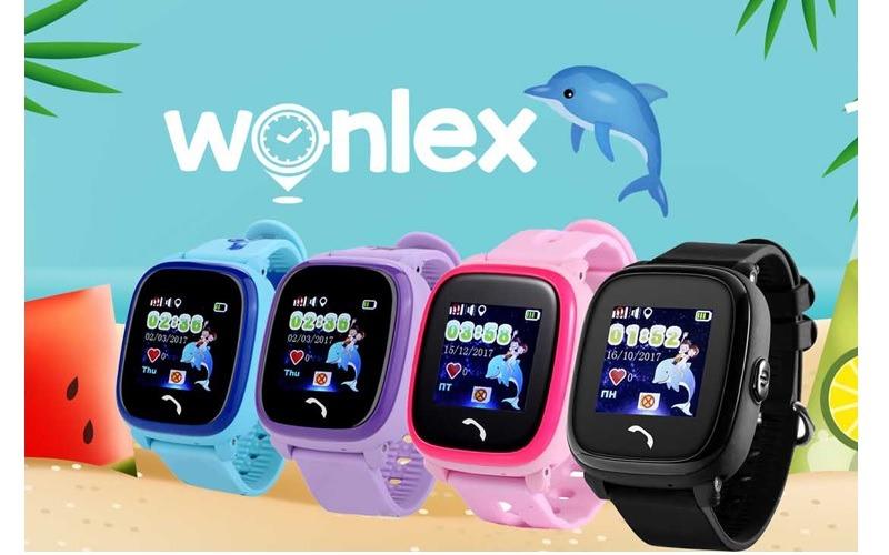 Đồng hồ định vị GPS Wonlex GW400S chống nước tiêu chuẩn quốc tế IP67