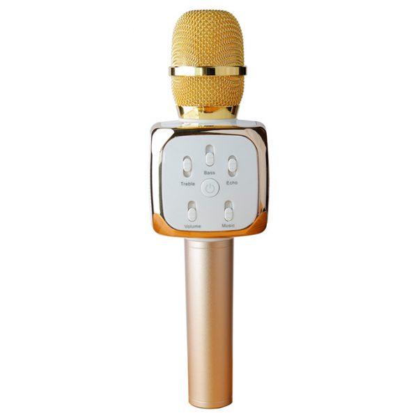 Micro Kèm Loa IRO K8, Micro Hát Karaoke Bluetooth Cực Hay