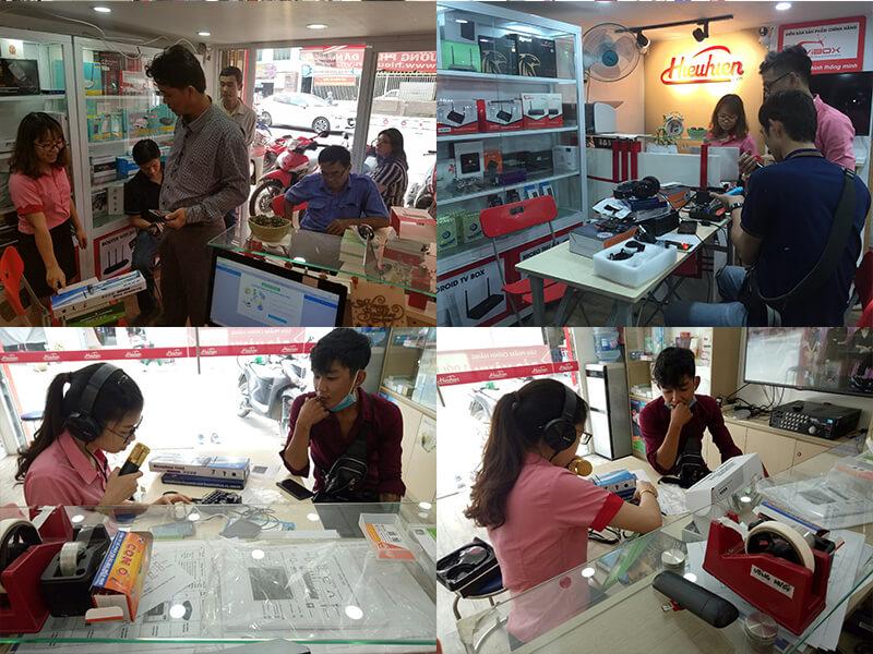 mua sắm thiết bị thu âm: micro, sound card, phụ kiện thu âm livestream tại hieuhien.vn 90c phan đăng lưu