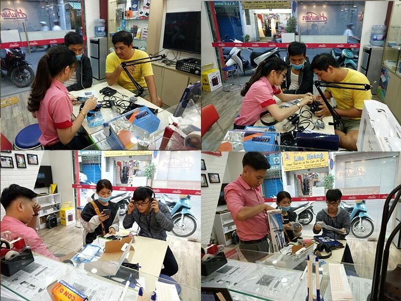 mua sắm thiết bị thu âm: micro, sound card, phụ kiện thu âm livestream tại hieuhien.vn quận 10 tp hcm