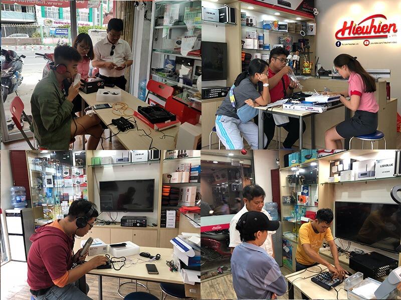 mua ngay micro thu âm, sound card, phụ kiện thu âm livestream chính hãng tại hieuhien.vn quận phú nhuận