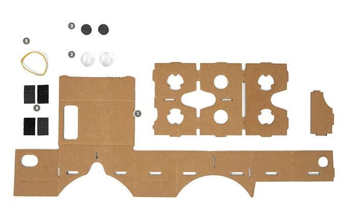 kinh thuc te ao gia re google cardboard