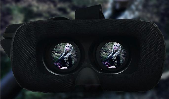 chất lượng kính thực tế ảo vr world