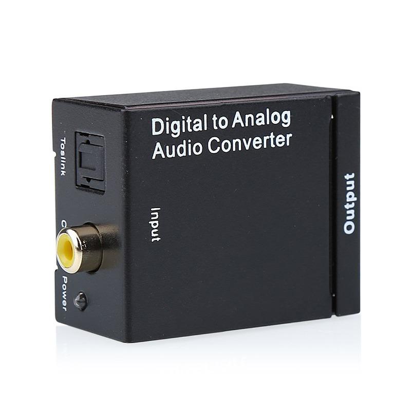 kit da-01 - bộ chuyển đổi tín hiệu âm thanh optical, coaxial sang analog - hình 04