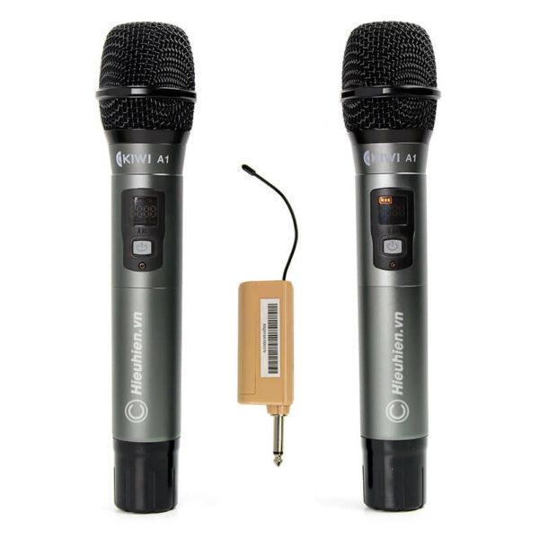 kiwi a1 micro karaoke không dây