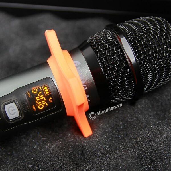 kiwi a1 micro karaoke không dây - hình 0