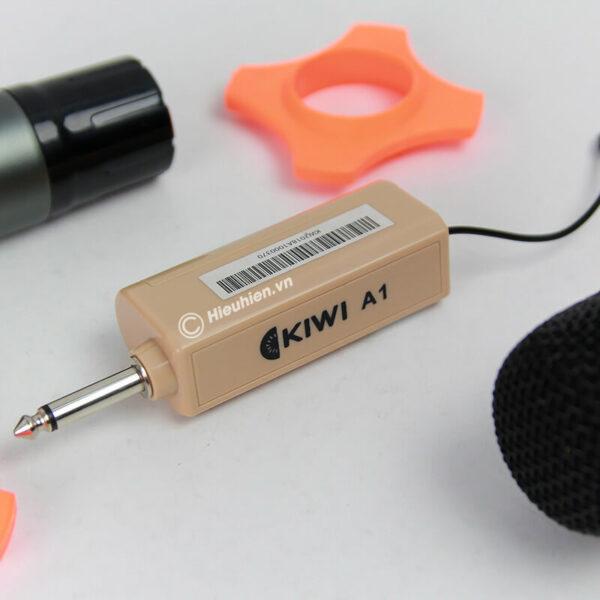 kiwi a1 micro karaoke không dây - hình 08