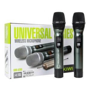 kiwi a200 micro không dây hát karaoke chuyên nghiệp - hình 0