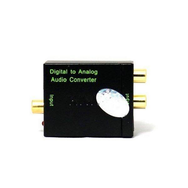 kiwi ka-01 - bộ chuyển đổi tín hiệu optical, digital sang analog (quang sang av)