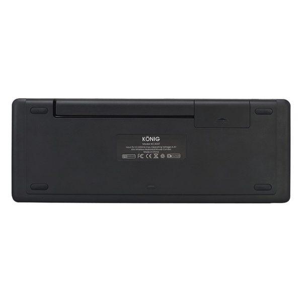 konig kc300t - bàn phím không dây cho android tv box, smart tivi - hình 07