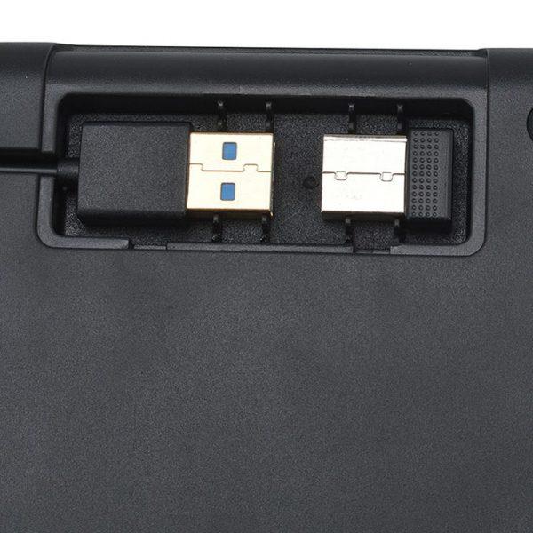 konig kc300t - bàn phím không dây cho android tv box, smart tivi - hình 09