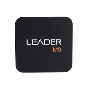 Leader M9 Android TV Box giá rẻ, chip lõi tứ Rockchip RK3229