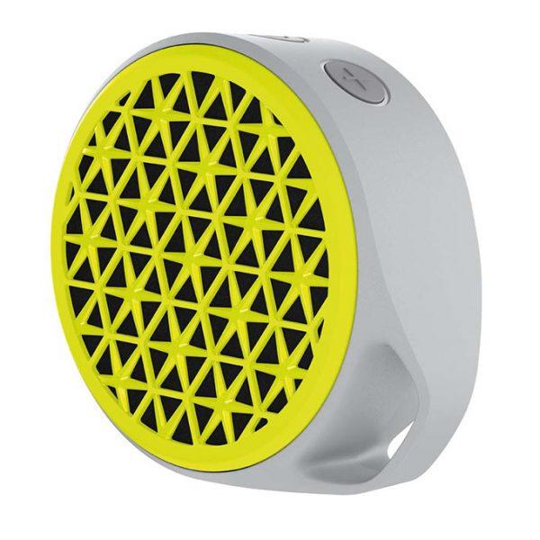 Loa Bluetooth Logitech X50 (Xám Vàng) 01